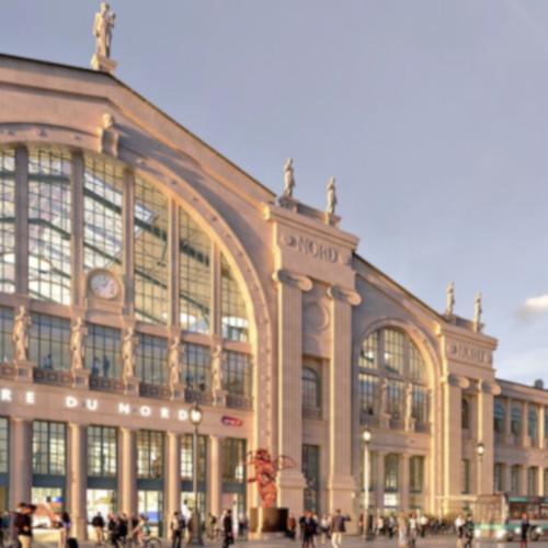 Quartier Gare du Nord