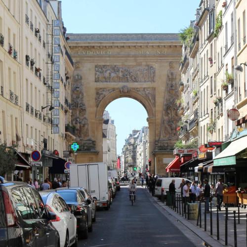 Quartier Porte Saint Denis