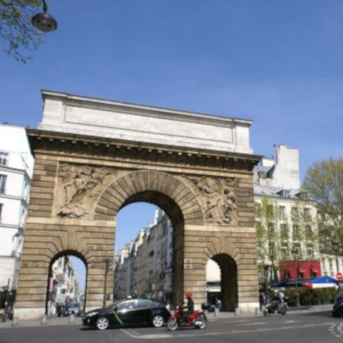 Quartier Porte Saint Martin